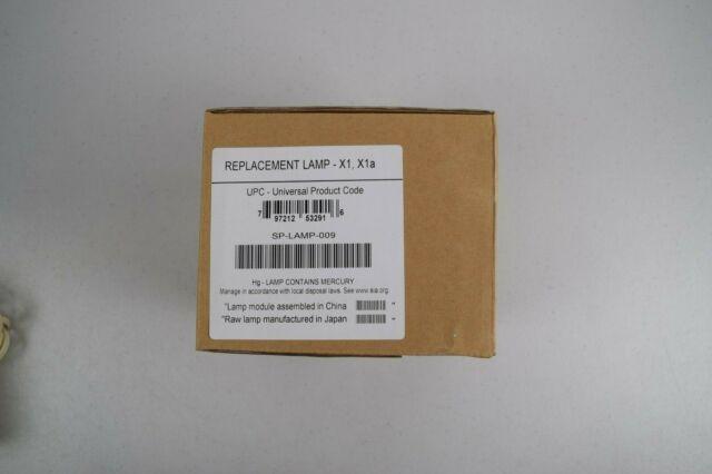 Lampedia Projector Lamp for INFOCUS XS1