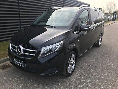 Annonce: Mercedes V250 d 2,2 Avantgarde ... - Pris 479.900 kr.