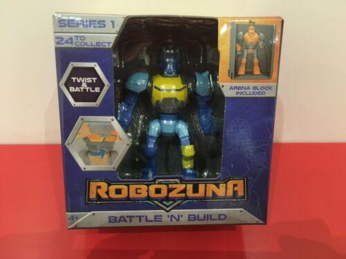 ROBOZUNA Battle N Build 6.5cm figures Choose your favourite NEW IN BOX
