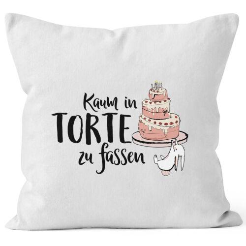 Taie d/'oreiller guère en Gâteau à attraper joli LAPIN Lapin sort Coussin-Housse