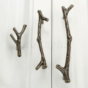 Image Is Loading Unique Twig Door Pull Handles Furniture Cabinet Drawer