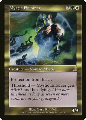 Storm Spirit Ice Age HEAVILY PLD White Blue Green Rare MAGIC MTG CARD ABUGames