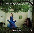 Klavierkonzerte von Nareh Arghamanyan (2014)