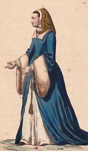 Anne de Bretagne Duchesse de Bretagne & Milan Comtesse Montfort Reine de Naples