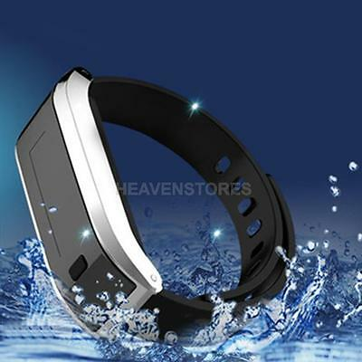 Bluetooth Smart Bracelet Sports Watch Phone Mate For Android IOS Samsung iPhone