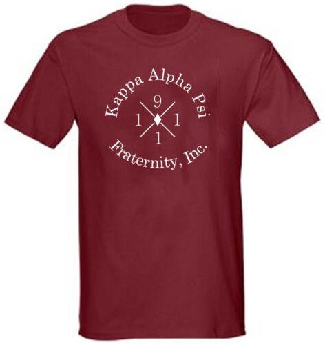 Kappa Alpha Psi Fraternity Inc 1911 XLarge Shirt