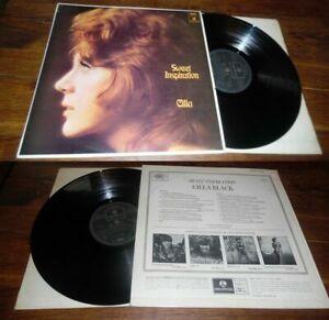 CILLA-BLACK-Sweet-Inspiration-LP-ORG-New-Zealand-UK-Pop-Parlophone-70-039