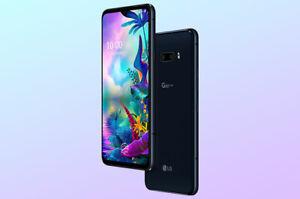 LG G8X ThinQ LMG850UM - 128GB - Aurora Black (AT&T + GSM Unlocked) - New