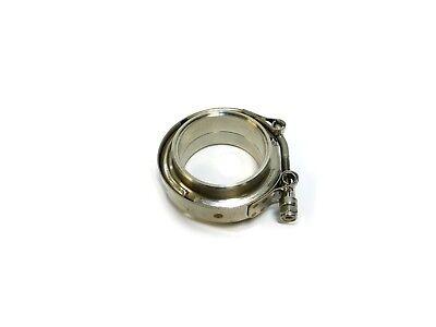 """OBX Universal Mild Steel 2.75/"""" V-Band Clamp /& Flange"""