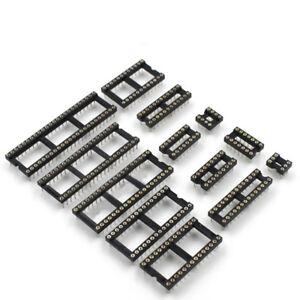 DIP Socket for DIP IC multiple model 6pin to 28 pin 5Pcs Per Lot