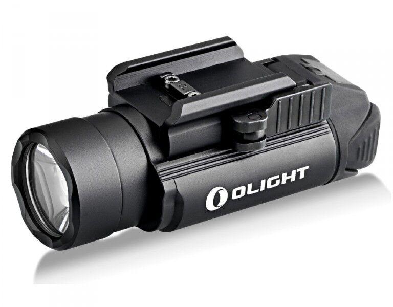 Flashlight Olight PL-2 Magnetic Valkyrie 1200 Lumen LED Magnetic PL-2 USB Pistol Picatinny ee8d9f