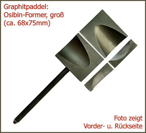 """Top-Offre Graphite Pagaie /""""osibin-former/"""" grand"""