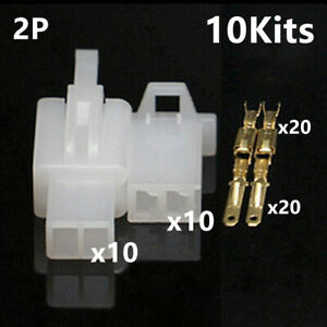 OPEN BARREL WIRE CONNECTORS FEMALE QUICK DISCONNECT BRASS SPADE CONNECTOR