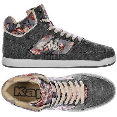 Kappa Scarpe Sneakers UDELE 5 Uomo Donna Pallacanestro Basket sport TAGLIA US