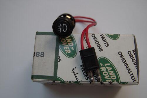 Genuine Land Rover PRC2888 Fog Light Switch - Military