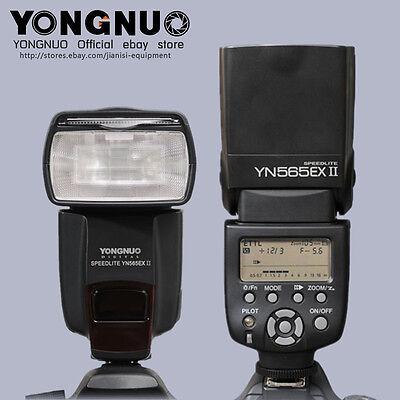 Yongnuo TTL YN-565EX II YN565EX II wireless TTL Flash Speedlite for Canon Camera