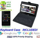 9 inch 8GB Android 4.2 Tablet Capacitive Screen WiFi Google Apps, Dual Camera