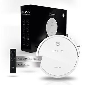 IMASS-2in1-Saugroboter-mit-Wischfunktion-A3-Prime-Clean-fuer-Hartboeden-Teppiche