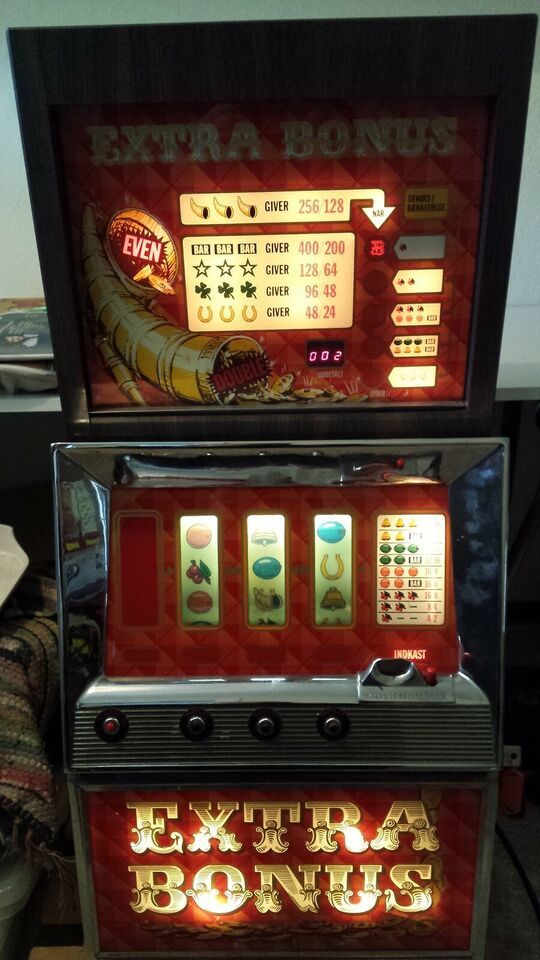 Extra Bonus Guldhorn, spilleautomat, God