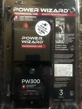 Power Wizard Pw300 Electric Fence Energizer 030 Joule Output Horse Cattle
