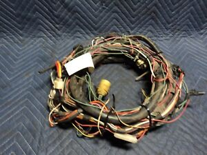 image is loading wiring-harness-15ft-main-omc-120hp-cufr19e-1970-