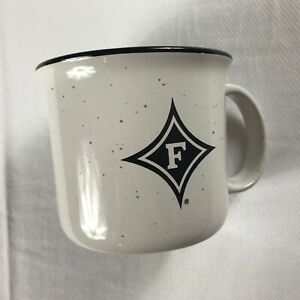 Furman-Paladins-Coffee-Mug-Heavy-Cup-Speckled-Drink-Student-Alumni-Carolina-Grad