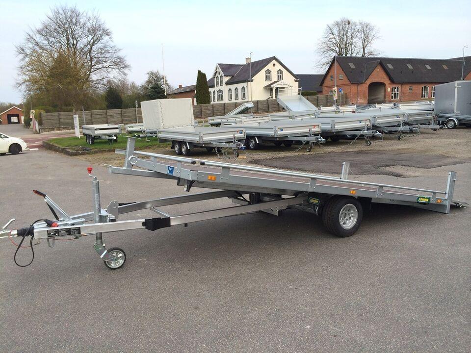 Multitrailer, UNSINN 366 x 175 cm. (type PKL), lastevne
