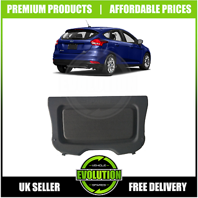 FORD FOCUS ST MK3 Rear Parcel Shelf Tray load Cover Panel Luggage