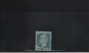 Perforé France N° 181 - Ec 22