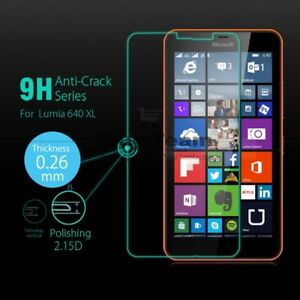 100-Genuine-Tempered-Glass-Screen-Protector-For-Nokia-Lumia-640-XL