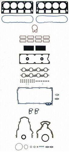 Chevy//Pontiac 5.7 LS1 Fel Pro Full Gasket Set Head+Intake+Oil Pan 1999-01*