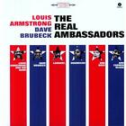 The Real Ambassadors by Dave Brubeck/Iola Brubeck/Louis Armstrong (Vinyl, Feb-2012, Wax Time)