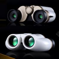 Us Qanliiy 30x22 Hd Night Vision Binoculars Telescope For Hunting Match Concert
