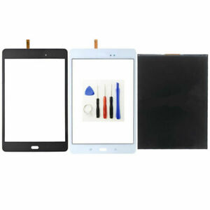 "New For Samsung Galaxy Tab 8.0/"" SM-T350 Touch Screen Digitizer Glass FREE USPS"