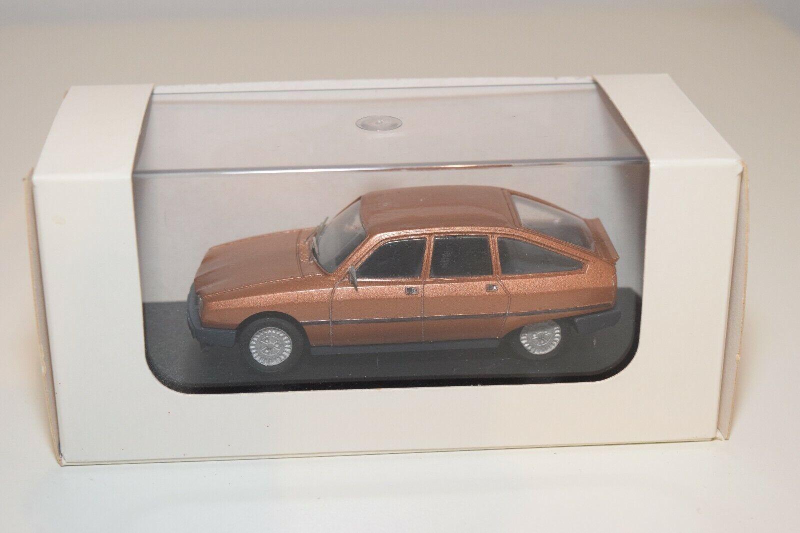FF 1 43 PRESTIGE PM.20 CITROEN GSA X3 BERLINE 1982 BRONZE MINT BOXED RARE SELTEN