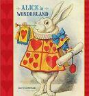 Alice in Wonderland 2017 Wall Calendar by Sir John Tenniel