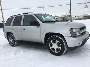 2005 Chevrolet TrailBlazer LT 4x4 with Tow package