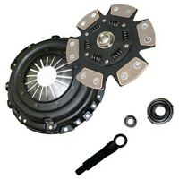 Mitsubishi Eclipse 2.0l Turbo-2.4l / 3000gt Competition Clutch Stage 4 Four Kit