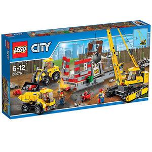 LEGO-City-Abriss-Baustelle-60076-NEU-und-orginal-verpackt