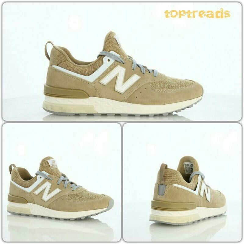 New MS574BS Beige Oscuro balance 44.5 euros