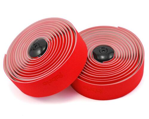 FP7716U50OS Fabric Knurl Bar Tape Red