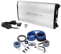 hifonics brx d watt rms mono amplifier class d brutus new hifonics brutus brx3016 1d 3000 watt rms class d mono car amplifier amp