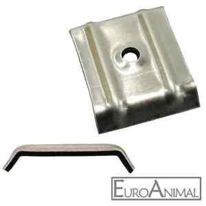 kalotten alu 41 32 blank trapezblech 35 207 w35 1035 50 250 85 280 20 125 ebay. Black Bedroom Furniture Sets. Home Design Ideas