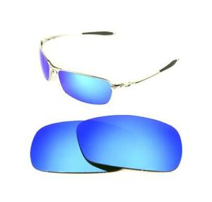 3787f6dc79 NEW POLARIZED CUSTOM ICE BLUE LENS FOR OAKLEY CROSSHAIR 2.0 ...