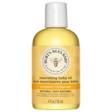 Burt's Bees Baby Bee Nourishing Baby Oil 118 ml 71211-14 Skin Care