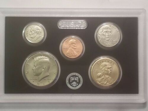 1st COINS SOLD IN DENVER 2017-S 225th Anniversary Enhanced Uncirculated Set