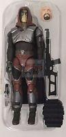 Hasbro G.I. Joe Comic #25 - Zartan (Deep Six - SSGT. Rock 'N Roll) Action Figure Toys