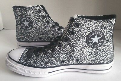 Converse Chuck Taylor NYC New York Hi Textured Leather