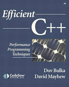 Efficient-C-Performance-Programming-Techniques-Bulka-Dov-amp-Mayhew-David-U