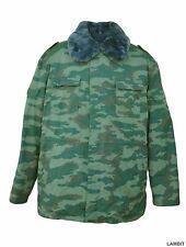 Original Russian military winter jacket (60-6) (188-120) - Army Surplus - UNUSED
